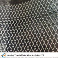 China Wall Plaster Mesh|Plaster Diamond Expanded Metal Lath for Building Internal/External Decoration wholesale