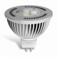 LED Bulbs, 80% Energy-saving with Die-casting Housing, Lifespan of 30,000 Hours