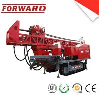 China Coal Bed Methane Drainage Top Drive Truck Mounted Drill Rig 1500m Drilling Depth TDR-50 wholesale