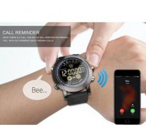 Quality LEMFO LF23 Smart Watch Men Sport IP68 Waterproof Call SMS Alert Pedometer for sale