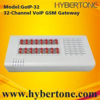 32 channels Quad band GoIP GSM Gateway GoIP-32