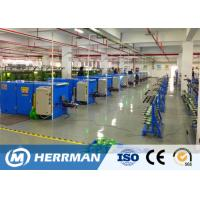 China High Production Automatic Wire Twisting Machine , Wire Buncher Machine For Data Cable wholesale
