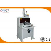 China High Precision Pcb / Fpc Punch Separator, Pcb Depaneling Machine For Pcb Assembly wholesale