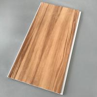 China Environmental Wood Grain Laminate Sheets For Cabinets 7mm / 7.5mm / 8mm Thickness wholesale