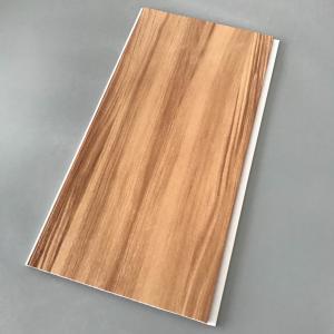 China Environmental Wood Grain Laminate Sheets For Cabinets 7mm / 7.5mm / 8mm Thickness wholesale