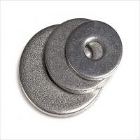 China M3 - M64 Zinc Plated Metal Flat Washers DIN125A / DIN9021 OEM wholesale