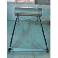 China Compact Pressurized Solar Water Heater , Glass Vacuum Tube wholesale