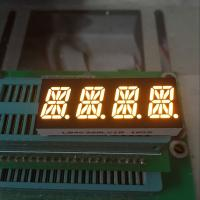 China Stable Performance 16 Segment Led Display Common Cathode For Instrument Panel wholesale