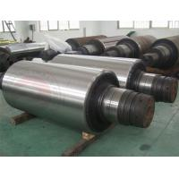China Auto Heavy Steel Forgings Forged Shaft roller For Rolling Mill , Length 15000mm wholesale
