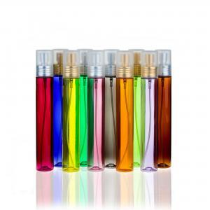 China 75ml Plastic Perfume Bottles Perfume Atomizer Bottles With Mist Sprayer wholesale