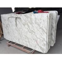 China Bath / Kitchen Andromeda White Granite Countertop 2.67g / Cm2 Bulk Density wholesale