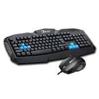 China Customized Wired Keyboard And Mouse Combo , Gaming Computer Keyboard And Mouse wholesale