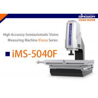 Buy cheap Large Size Vision Measuring Machine / Vision Measurement System from wholesalers