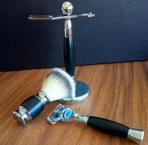 China Hebei HengFei cosmetics co.,LTD shaving brush on sale
