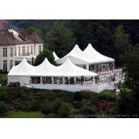 China Marquees And Tents Big Party Tent  Wedding Commercial Air - condoitioning wholesale