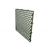 China Engraved/ Perforated Aluminum Panel With PVDF Coating For Exterior  Decoration wholesale