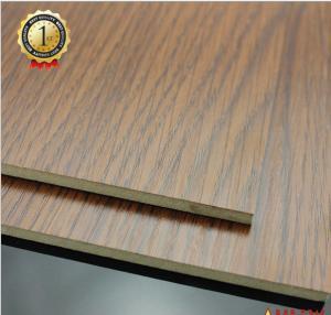 China Antistatic Maple Coating FR 1250mm*3050mm 3mm ACM Panel wholesale