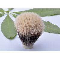 China OEM Manchurian badger shaving brush knots 24mm - 65mm finest synthetic wholesale