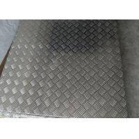China Anti Skid 3003 H22 Aluminium Chequered Plate Good Corrosion Resistance For Mechanical wholesale