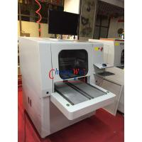 Quality Dual Table PCB Router Machine with Optional Upper/Lower Vacuum Cleaner for sale
