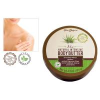 Wholesale 200g nourishing, hydrating moisture body shea butter with jojoba oil and rose Hip oil from china suppliers