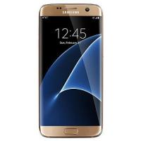 Quality Samsung Galaxy S7 Edge Dual Sim G935FD 4G 64GB Octa-Core Factory Unlocked Gold for sale