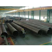China Q235 ERW Steel Pipe Welding Round Grade OD Size 219mm - 820mm Straight Seam Pipe wholesale