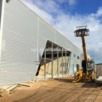 China Q345 Cheap Industrial Steel Structure Building wholesale