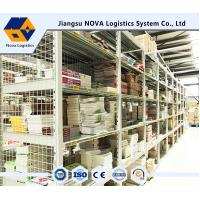 China High Space Utilization Multi Tier Mezzanine Rack Arrives / Jiangsu NOVA Brand wholesale
