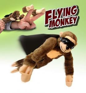 China Sling shot flying monkey wholesale