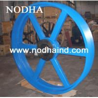 China Large V belt pulleys wholesale