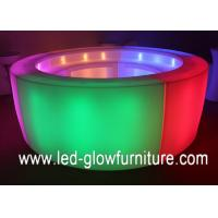 China IP54 Waterproof LED Glow Furniture for Club , KTV , Fashional LED Bar Counter / table wholesale