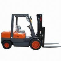 China Forklift with Diesel Engine Power Source, Manual Shift T/M wholesale