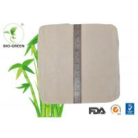China Organic Bamboo Reusable Baby Wipes With Machine Wash Style 25*25cm / 10*10 wholesale