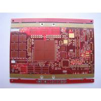 China 6OZ copper Industrial Engineering High frequency 8 layer electronic Immersion Gold PCB wholesale
