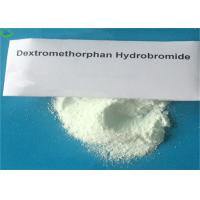 Buy cheap CAS 6700-34-1 Weight Loss Powder Dextromethorphan Hydrobromide 98.0% Purity from wholesalers