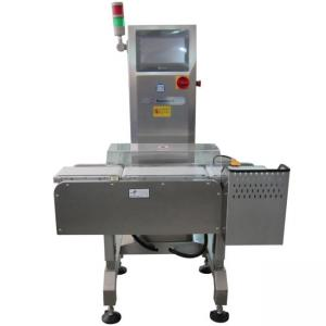 China LCD High Speed Checkweigher 170L Weight Check Machine Online on sale