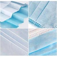 China Fiberglass Free Disposable Non Woven Face Mask With Adjustable Nose Piece wholesale