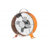 China Round Antique Electric Fans Retro Style 9 Inch Two Speed Switch 50 - 60 Hz on sale