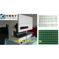 China Pneumatic PCB Cutting Machine / Pcb Cutter Machine With High Speed Steel Blades wholesale