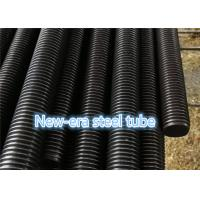 China 1 / 2 '' To 4 ''  8 - 13 Unc High Tensile Threaded RodPlain Surface Protection wholesale