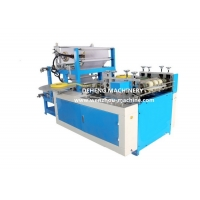 China High Quality Fully Automatic Disposable Plastic Oversleeves Making Machine wholesale