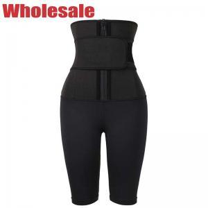 China SBR Thigh Slimmer Pants NANBIN Waist Trainer Leggings Ergonomic wholesale