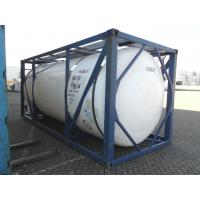 China R22 refrigerant gas refillable cylinder and ISO-Tank wholesale