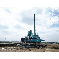 China ZYC600 Pile Driving Rig For Concrete Pile , Hydraulic Piling Rig Machine wholesale