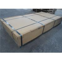 China AA1100 H14 Aluminium Alloy Sheets With Polykraft #40 Thickness 0.6mm 0.8mm 0.9mm wholesale
