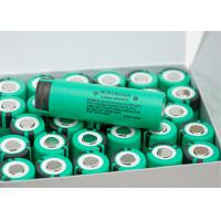 China Panasonic 18650 3.6 V Battery / Lithium Rechargeable Batteries 3100mAh wholesale
