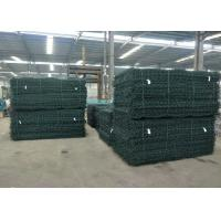 China Rivers Control Gabion Wire Mesh  2 X 1 X 1 M Size Reno Gabion Mattresses wholesale