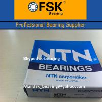 Quality China NTN  Deep Groove Ball Bearings 6207ZZCM/5K Steel Shields for sale