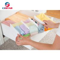 China Beautiful Refrigerator/drawer Dividers - Clear Organizer Separators, Perfect for Kitchen Bedroom Organization wholesale